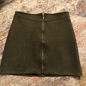 Akira mini skirt